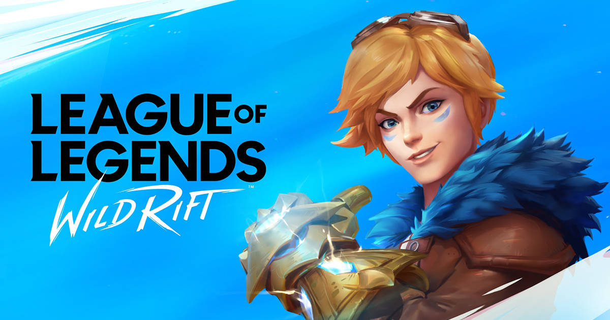 League of Legends Wild Rift new Upcoming Android game