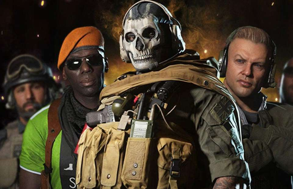 Cheating Call of Duty streamer