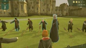 Harry Potter Hogwart Mystery