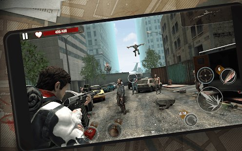 ZOMBIE SHOOTING SURVIVAL Offline Games