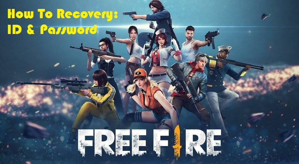 garena free fire password
