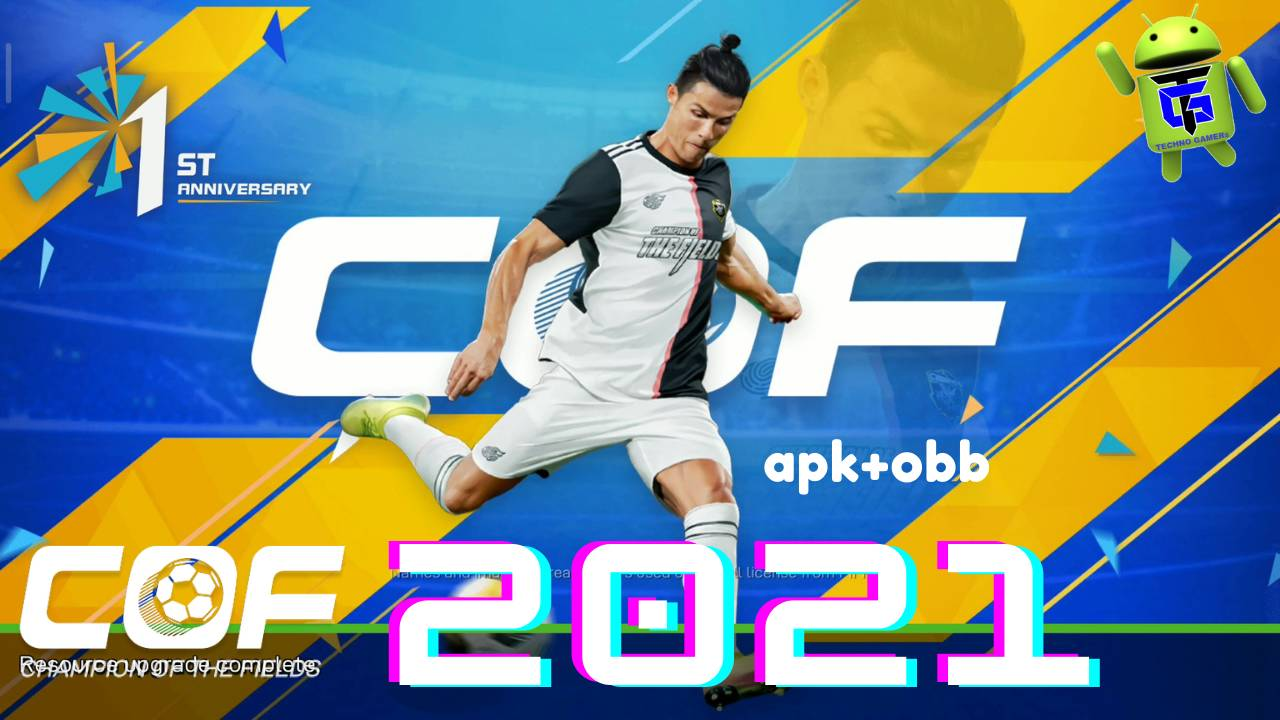 COF 21 APK+OBB Champion of the Field Androd Download