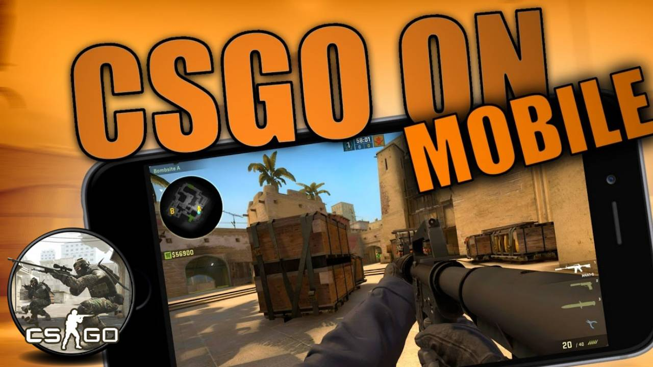 CS GO Android Mobile APK Download