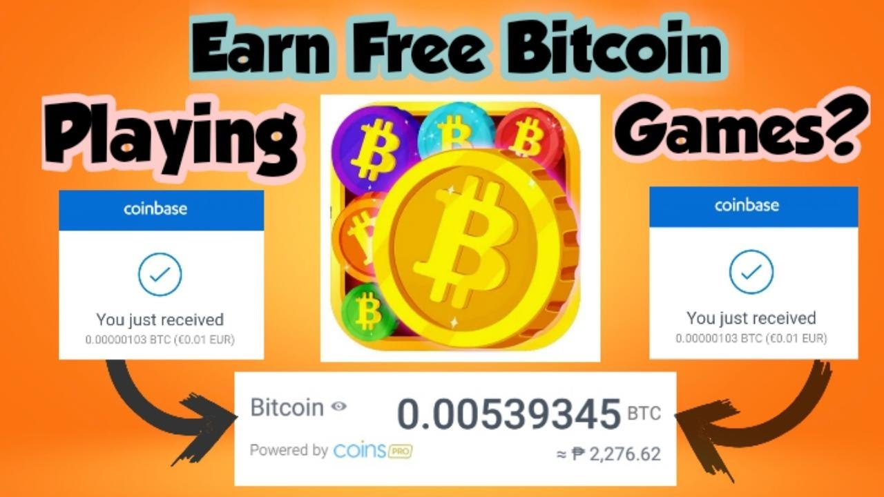 Earn BitCoin BTC ETH by Playing Games on Android