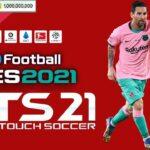 FTS 21 APK Mod PES 2021 Offline Mobile Download