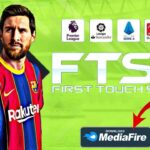 FTS 21 APK First Touch Soccer 2021 Android Offline Download
