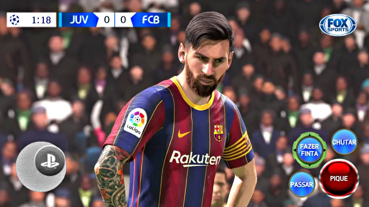 FIFA 21 Android PS5 Graphics Offline via MediaFire Download