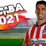 PES 2021 Offline Bomba Patch PPSSPP Android Download
