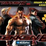 TEKKEN 6 PPSSPP Gold for Android Download