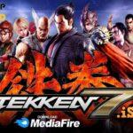 Tekken 7 PPSSPP Gold for Android