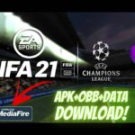 FIFA 21 UCL Apk Mod Data Download