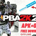 PBA 2K20 Mod Apk Obb Android unlimited money Download