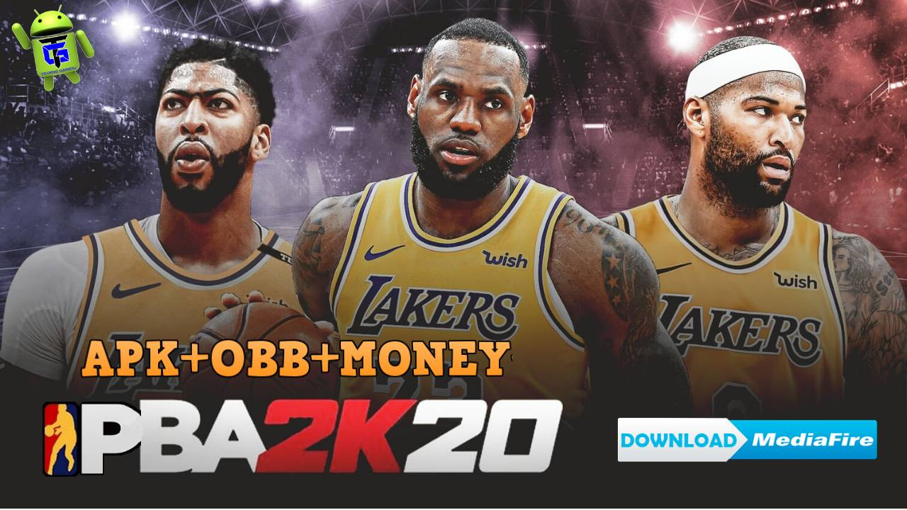PBA 2k20 APK MOD Android Unlocked Download