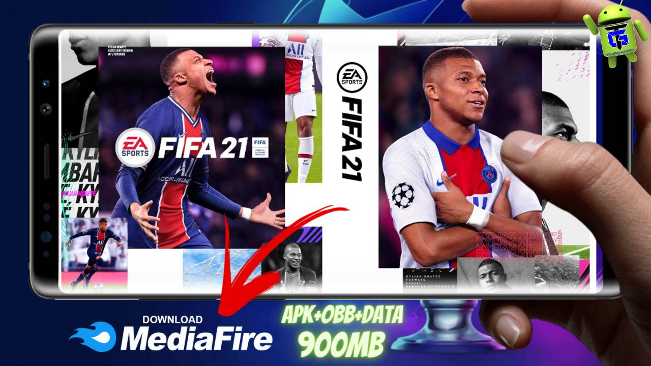 FIFA 21 UCL APK Mod Offline Download