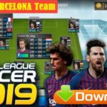 DLS 2019 APK Dream League Soccer 19 Barcelona Team Mod Money Download