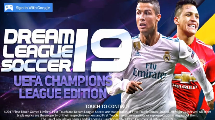 DLS 19 UCL Dream League Soccer 2019 Android HD Graphics Download