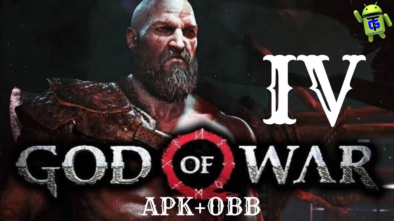 God Of War 4 Mod Apk Data Android Download