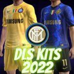 Inter Milano Kits 2022 DLS 21 FTS Dream League Soccer