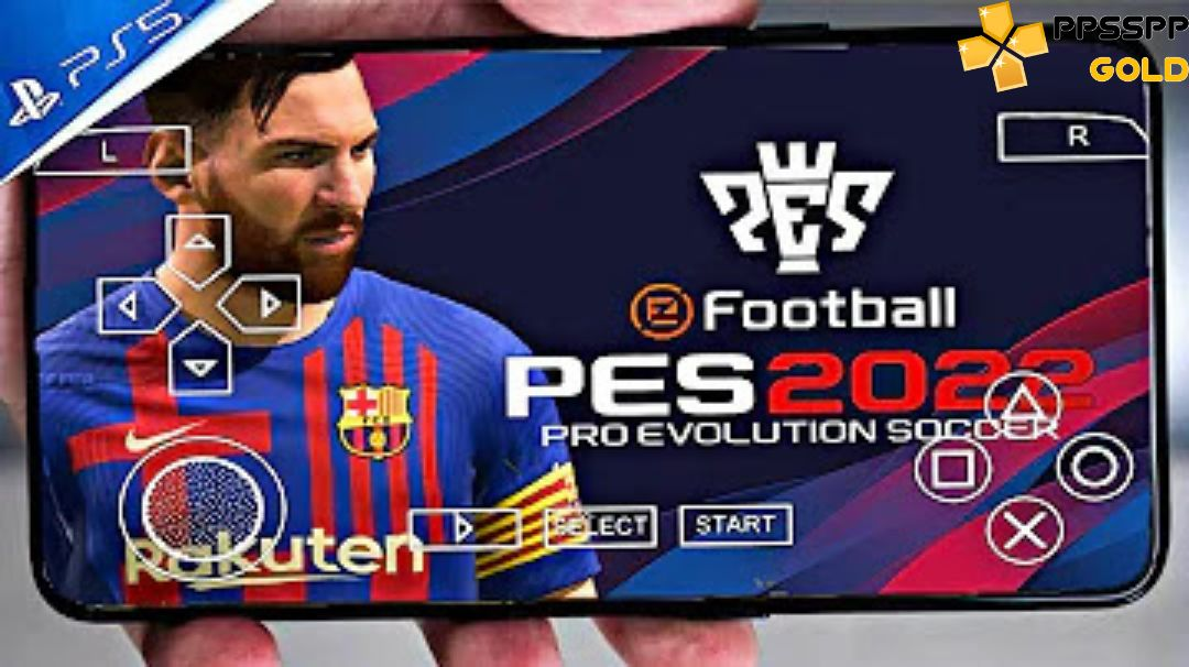 PES 2022 iSO for Android iOS PC PS5 Download