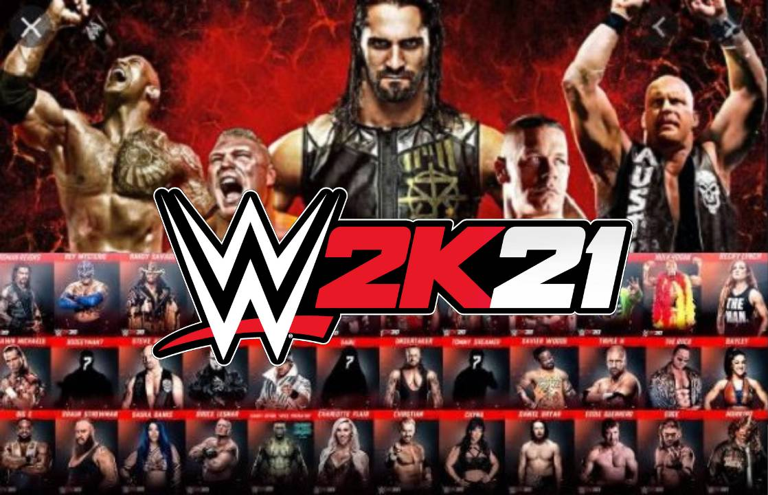WWE 2k22 PPSSPP iSO Android Download