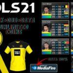 DLS 21 APK Borussia Dortmund Hack Profile Data Download