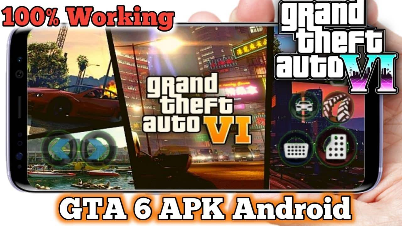GTA 6 PPSSPP Android Highly Compressed Download